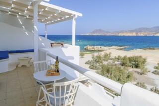 tania milos seaside rooms balcony