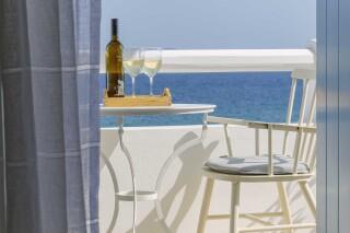 tania milos seaside rooms sea view balcony