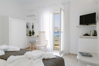 tania milos seaside rooms sea view room