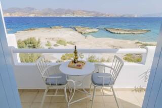 tania milos seaside rooms view of the sea